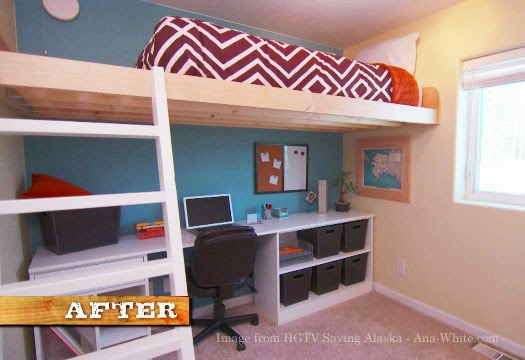 And Today I M So Excited To Finally Get Share The Loft Bed Plans With You