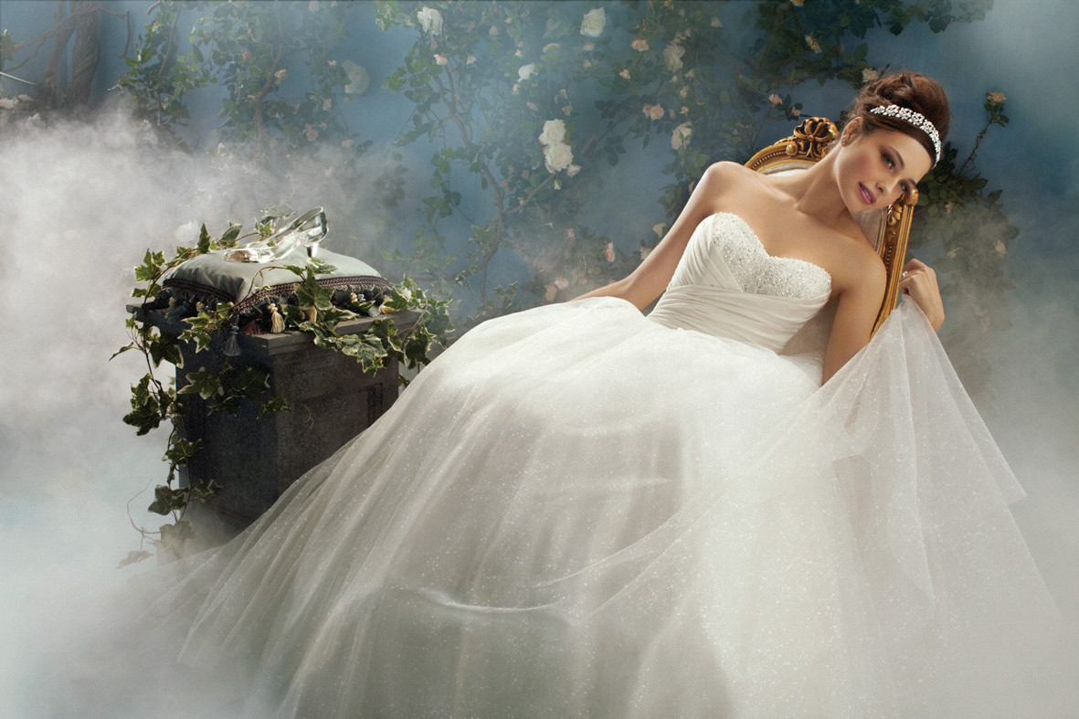 Fairy Tale Wedding Fashion Modern Wedding
