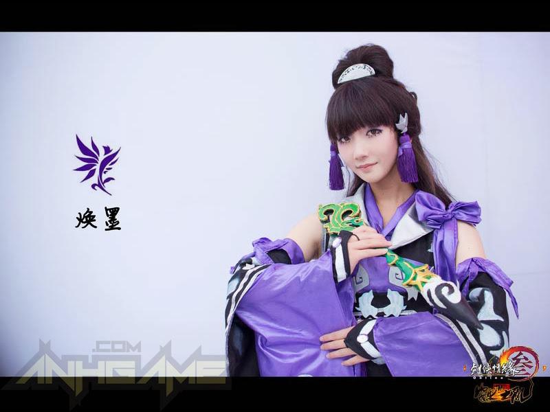 Kingsoft khoe cosplay VLTK 3 trước thềm Chinajoy 2013 - Ảnh 5