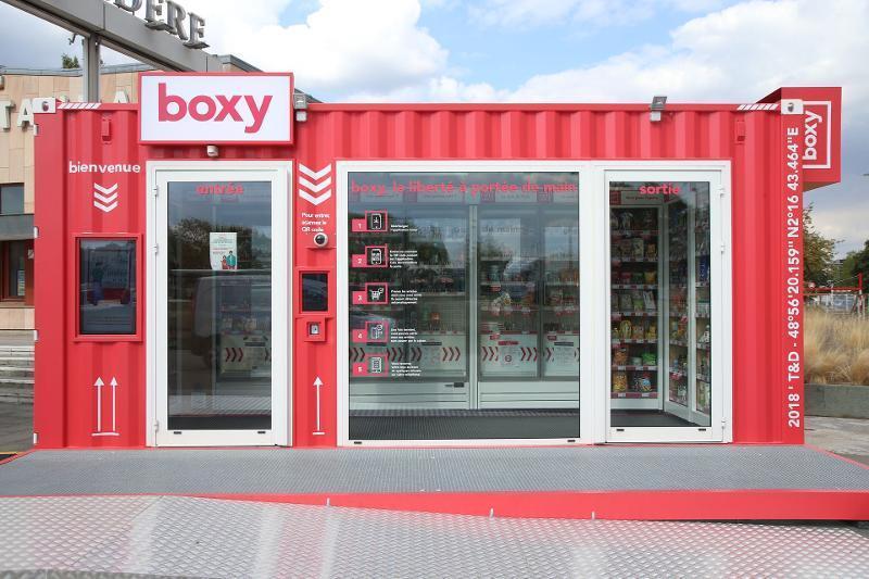 Boxy Gennevilliers - Supérette (adresse)
