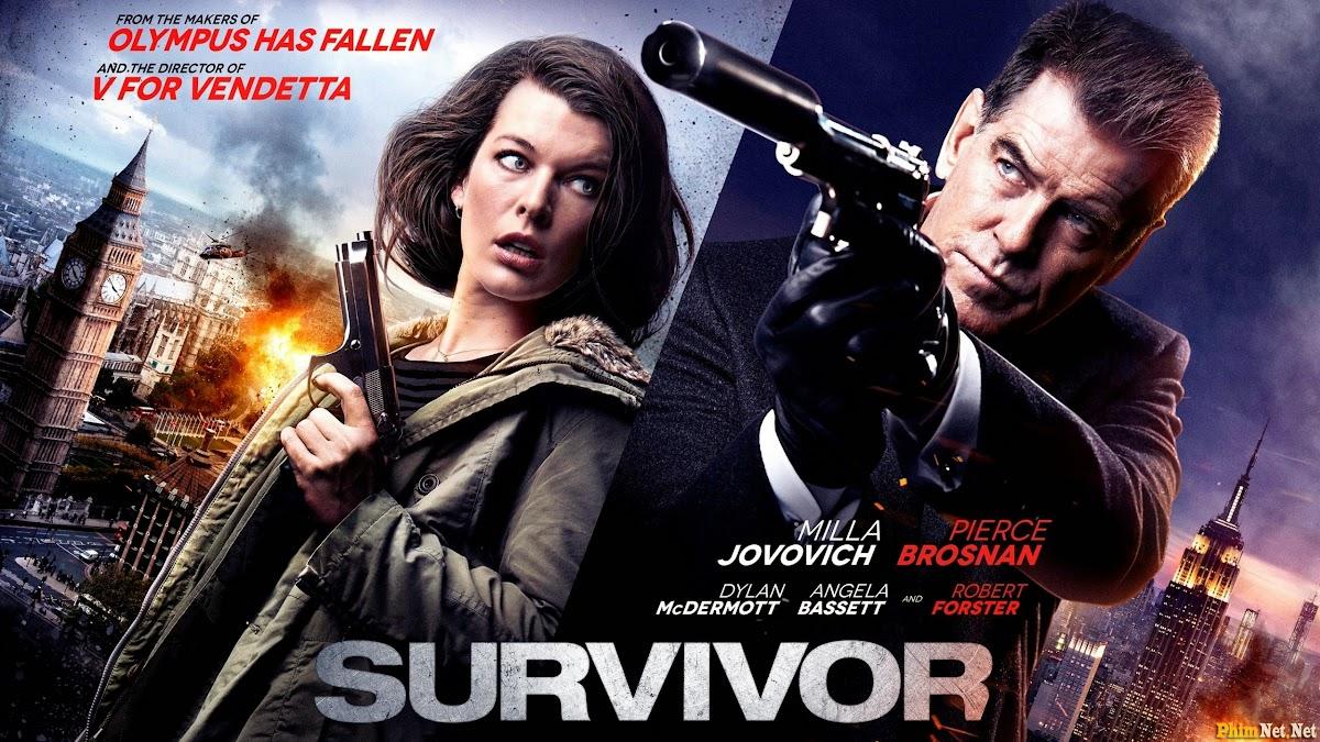 Xem Phim Phản Sát - Survivor - Wallpaper Full HD - Hình nền lớn