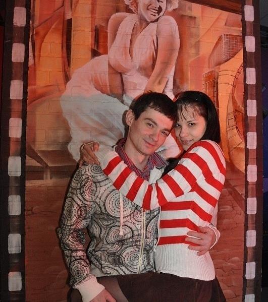 Венцеслав Венгражновский и Екатерина Токарева