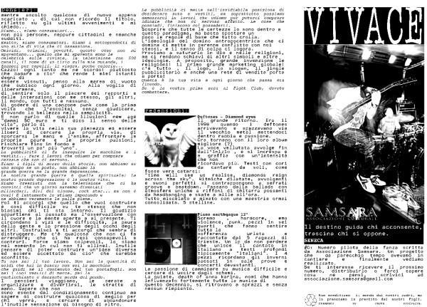 VIVACE #0