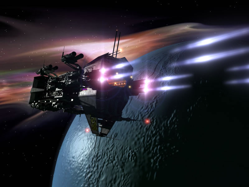Future War Stories: Ships Of The Line: The Overview Of