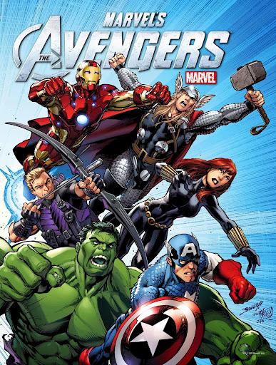 Avengers Assemble - Siêu Anh Hùng Hội Tụ - All Seasons - 2013