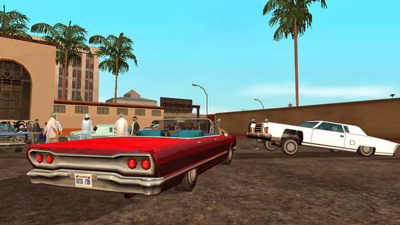 Grand Theft Auto: San Andreas v1.03
