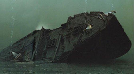 """RMS Nữ hoàng Ireland"" (1914)"