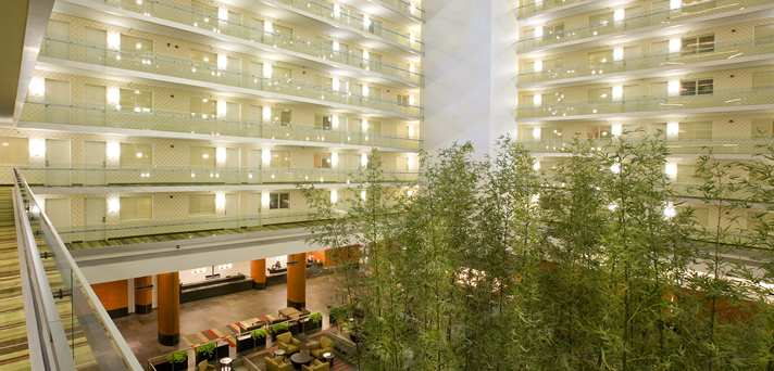 Embassy Suites Inside