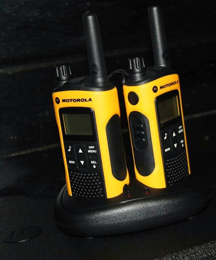 ПРОДАМ две РАЦИИ Motorola TLKR T80 Extreme НОВЫЕ
