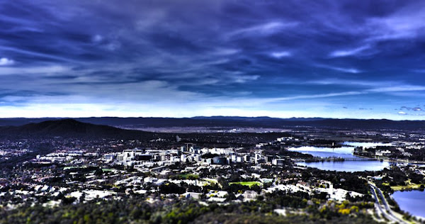 hdr canberra