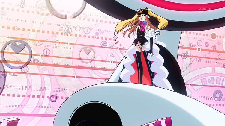 Mawaru Penguindrum Himari transformation