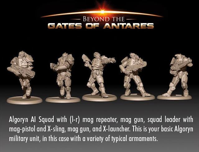Algoryn IA squad