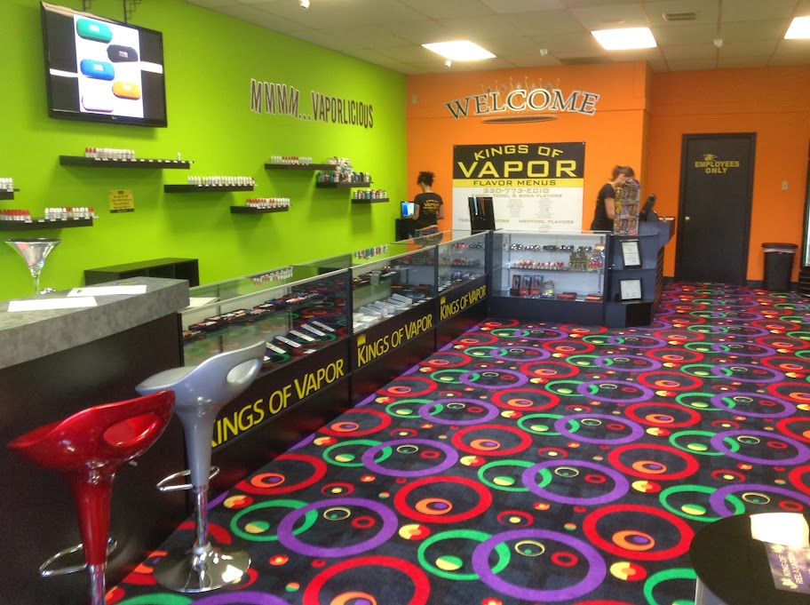 Vapor Store Akron | Kings of Vapor at 1872 S Arlington St, Akron, OH