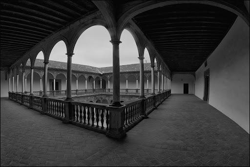 Claustro del Convento de los Dominicos
