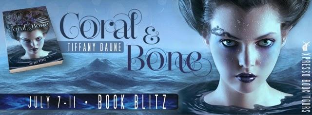 Book Blitz: Coral & Bone by Tiffany Daune