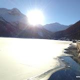 Weihnachten - Ebenesjöchl Martelltal Schneeschuhtour
