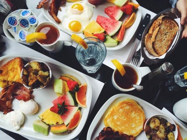 brunch montréal montreal canada québec l'avenue bonne adresse lucileinwonderland blog lifestyle food voyage restaurant pancakes
