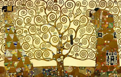 The tree of life, Gustav Klint