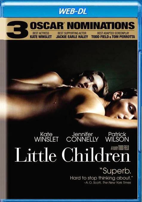 Juegos secretos (Little Children) [2006][Drama. Historias cruzadas][m720p][WEB-DL x264][Dual][Eng.Esp][Ac3-5.1][Subs]
