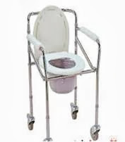 COMMODE CHAIR RODA-04
