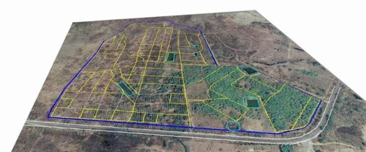 site survey ไร่สมปรารถนา(สวนผึ้ง ราชบุรี)  V1