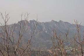 강진 덕룡산(433m)~주작산(428m)