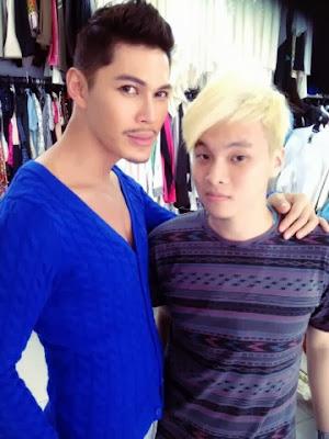 Ray Tan 陳學沿 (raytansy) & Wilson Tan 陳佑軒 ; My MR. RIGHT 我的真命天子