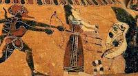 Ο Ηρακλής, η  Ησιόνη και το τρωικό κήτος.