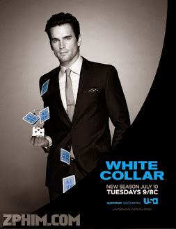 Cổ Cồn Trắng 4 - White Collar Season 4 (2012) Poster
