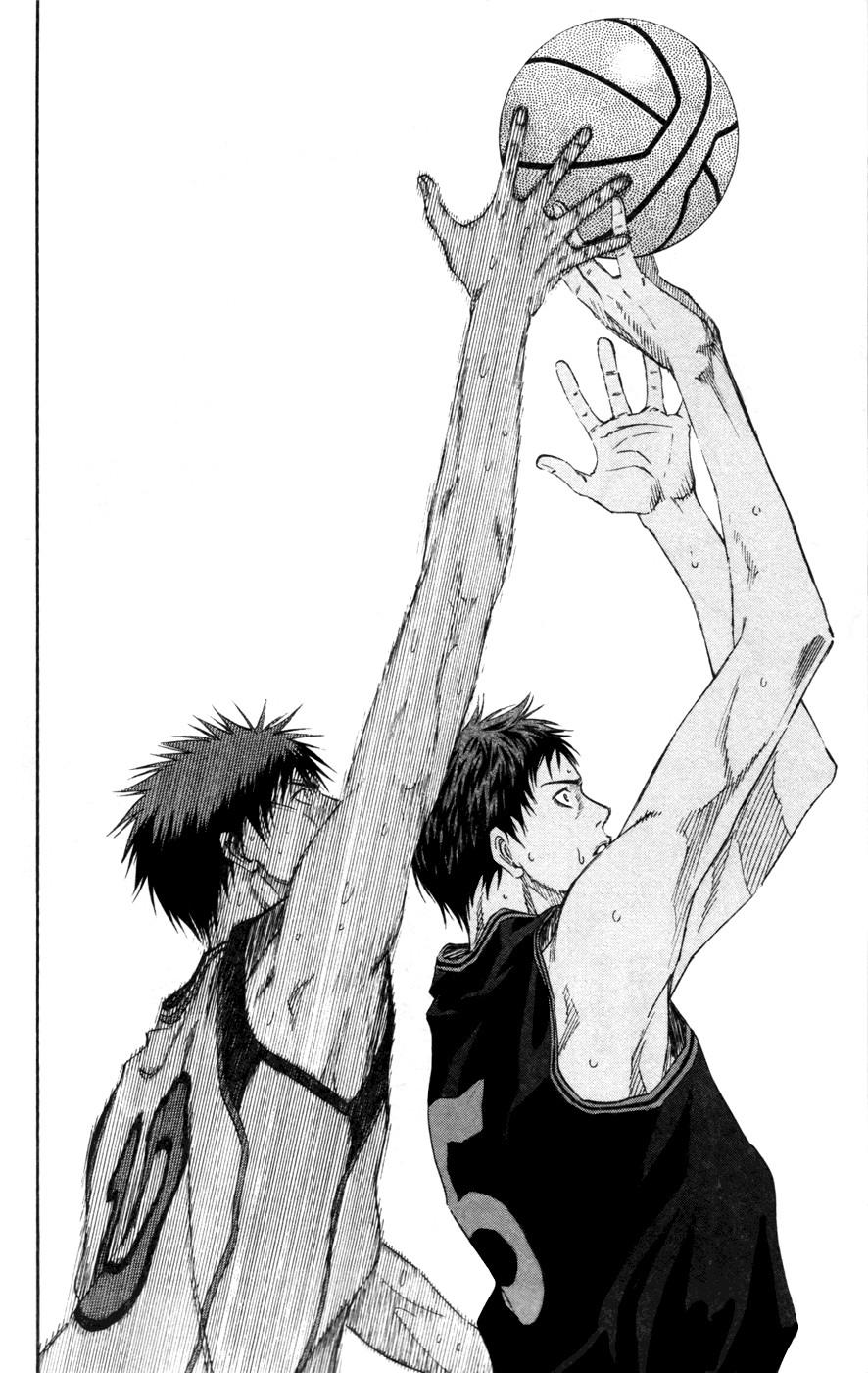 Kuroko no Basket Manga Chapter 121 - Image 12