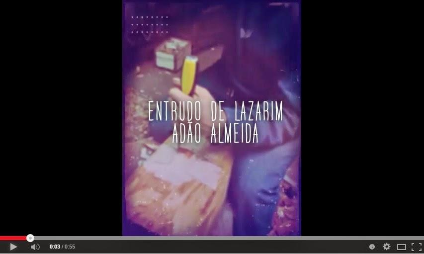Vídeo - Os artesãos das máscaras do Entrudo de Lazarim