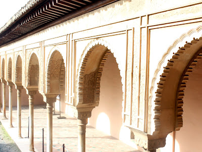Arches at the Alhambra