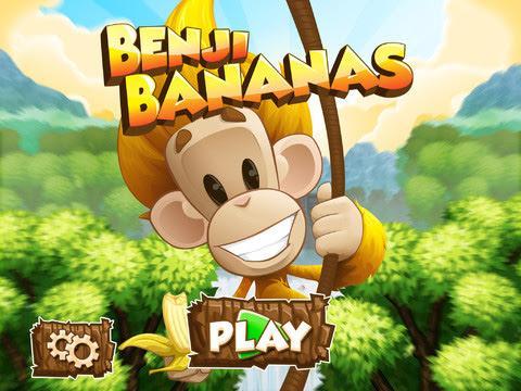Benji Bananas chính thức hỗ trợ nền tảng iOS 1