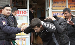 La Russia tra leggi antiterrorismo e caccia al negro