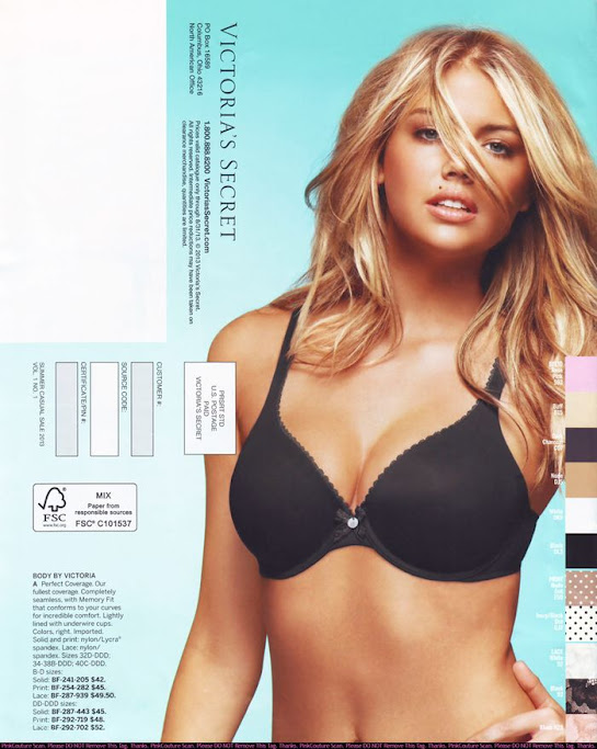 "Kate Upton & Victoria's Secrets, pelea de ""angeles"""