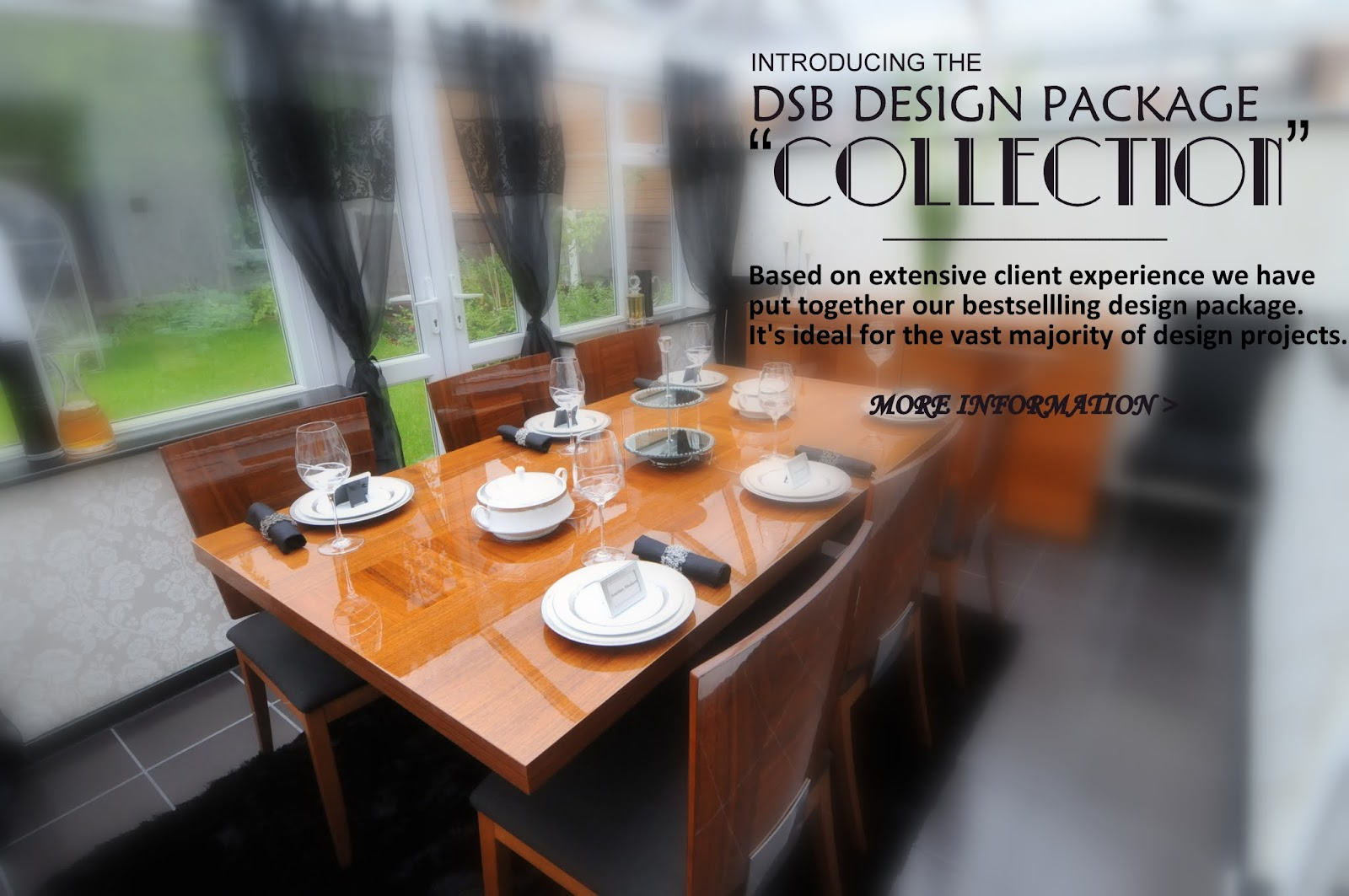 DSB's Bestselling Design Package