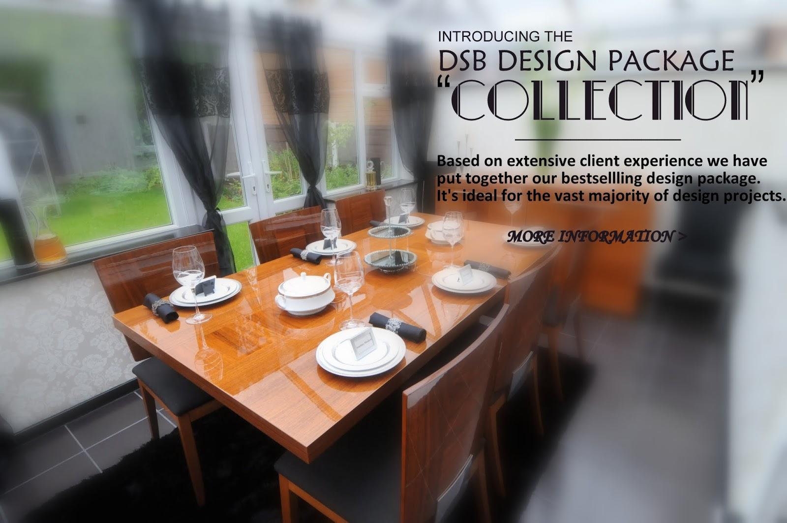 DSB's Bestselling Design Package