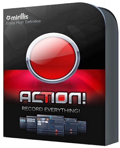 Mirillis Action! v1.14.3.0 + Crack