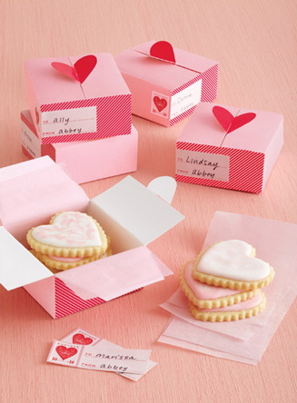 Some irresistible treat boxes from our very own Martha Stewart Crafts team! http://msc.eksuccessbrands.com/Product/Valentines+Day+Heart+3x3+Treat+Box.aspx
