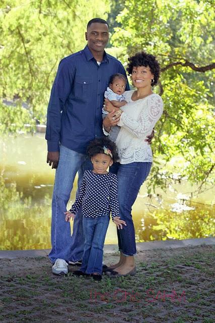 family photography black family love