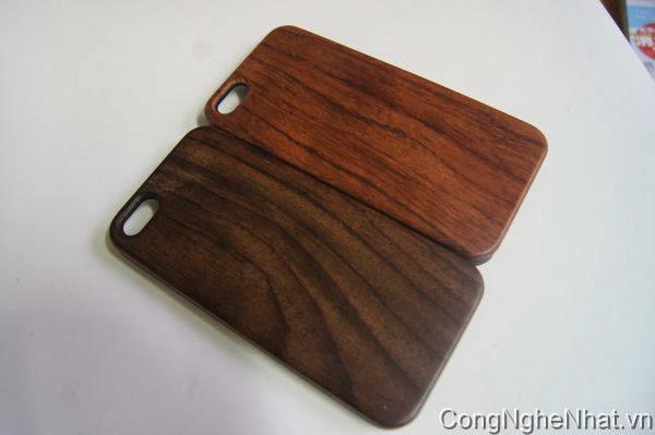 Ốp lưng Iphone 5/5S vân gỗ