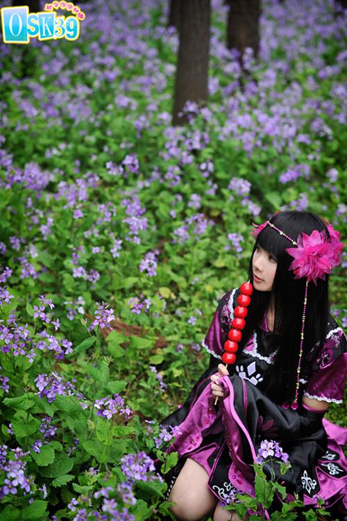 OSK39 và bộ ảnh cosplay tuyệt đẹp về Vạn Hoa Cốc