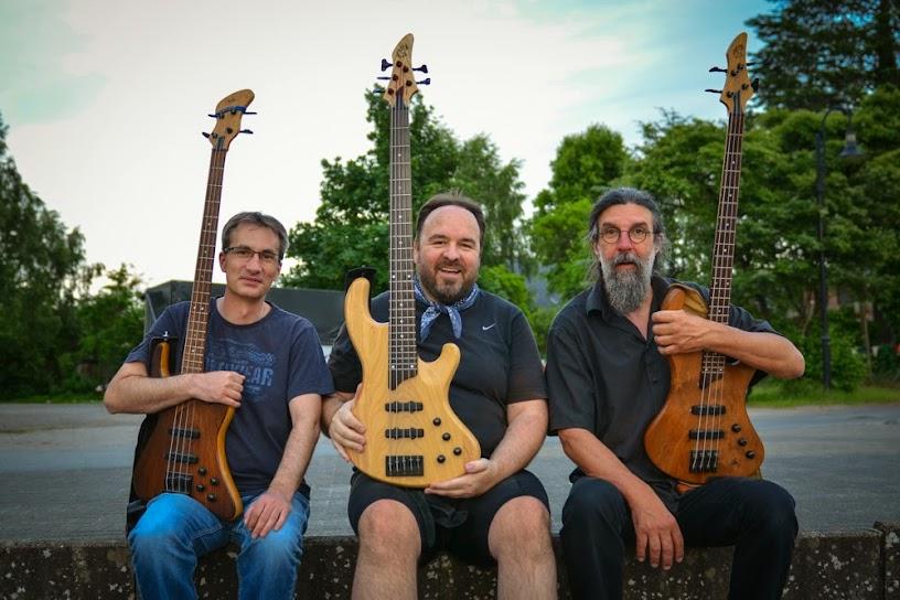 Heide Bass Trio (Frank Drzemalla | Olaf Oliviero Riemer | Walter Kohn)