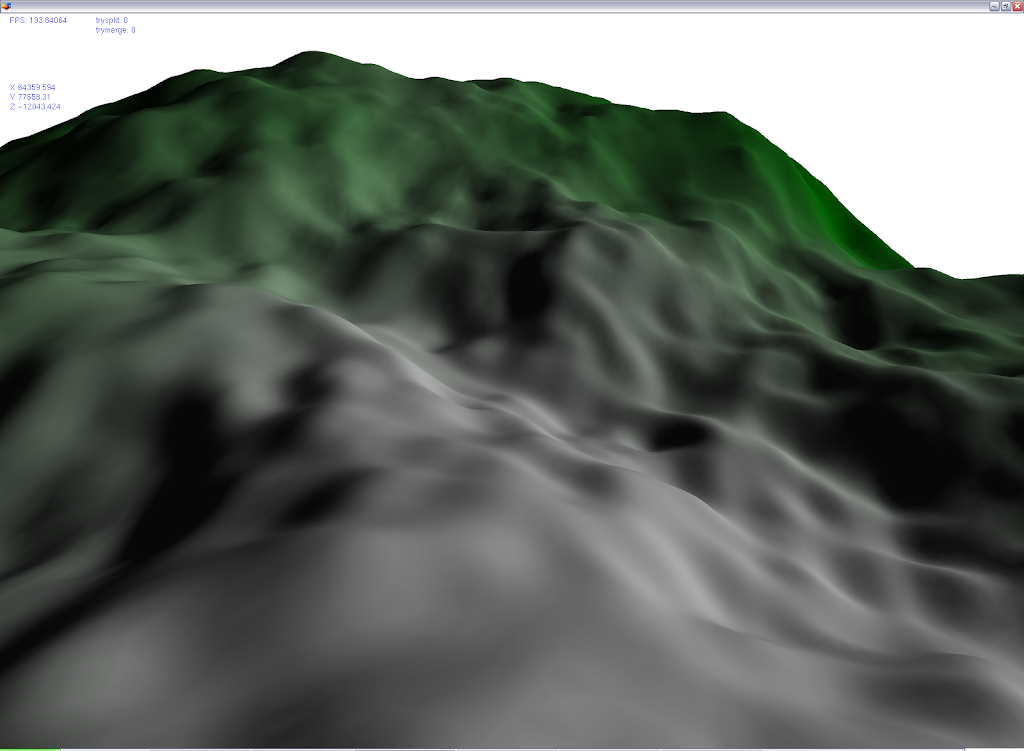 Michael Bien's Weblog : Pictures of my old 3D Engine in Java