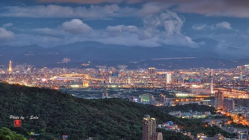 台北 北投 夜景 攝