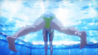 Free! Iwatobi Swim Club Episode 4 Screencap 4