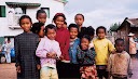 Some kids in Antsirabe.