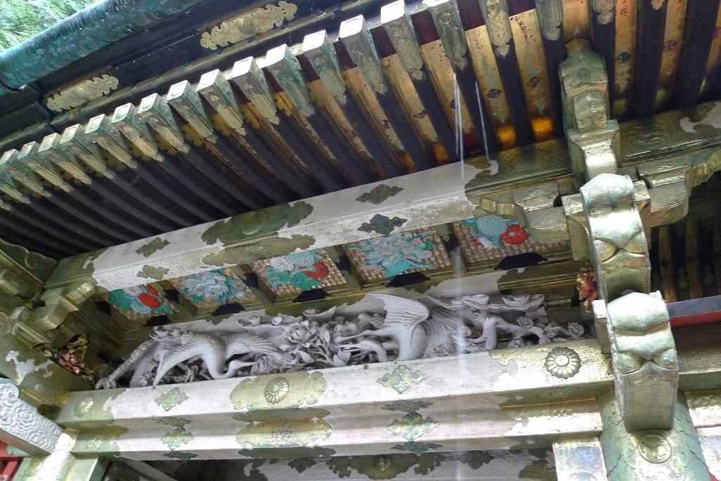 nikko toshogu portail
