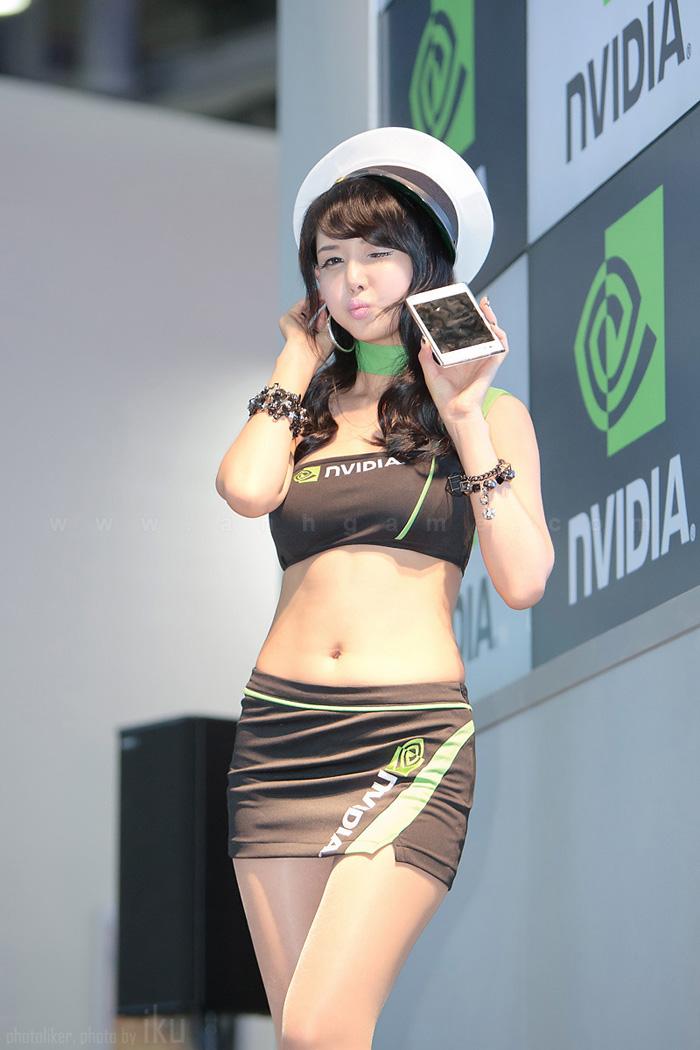 Showgirl G-star 2012: Cha Sun Hwa - Ảnh 29