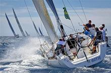 J/122 Malta- ARTIE sailing Rolex Giraglia Cup